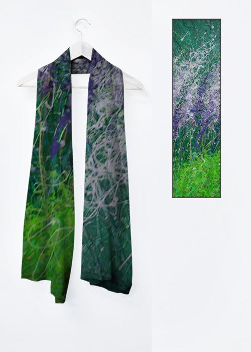 Picture of Roadside Attraction Vivienne Scarf