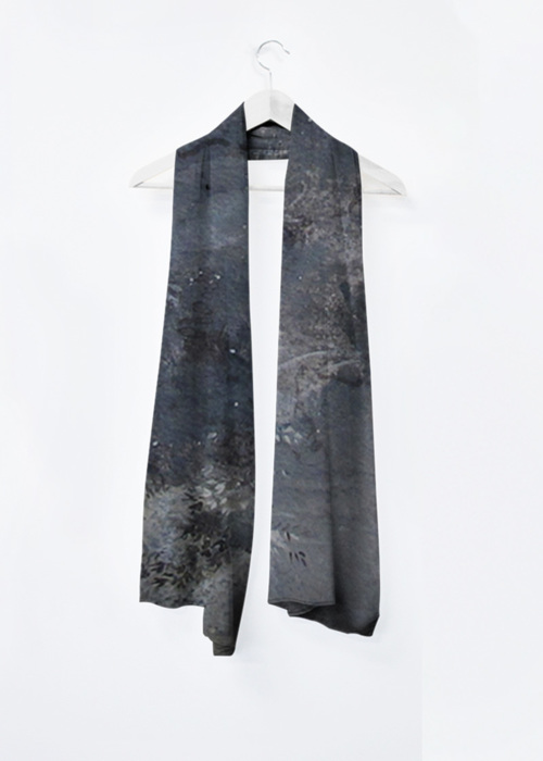 Picture of Tree In Umbria Vivienne Scarf