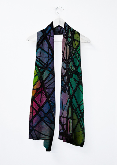 Picture of Northern Lights Vivienne Scarf
