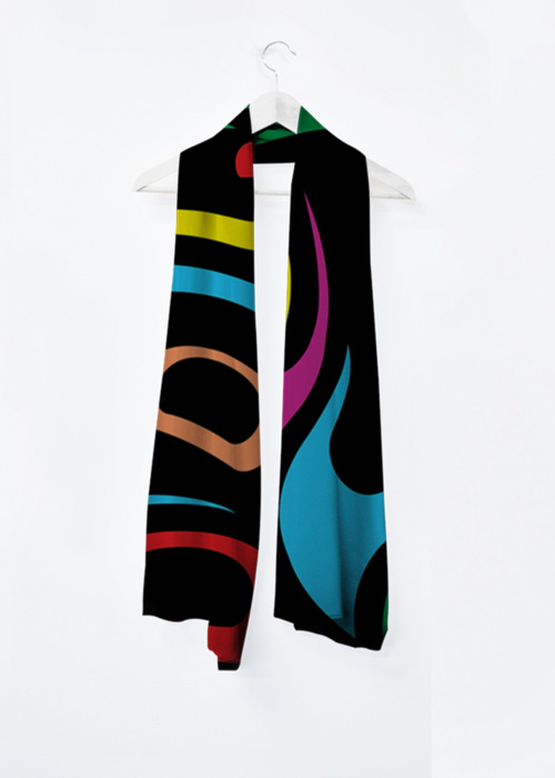 Picture of JZ #2 Vivienne Scarf
