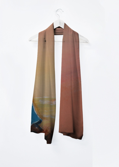 Picture of Silvery Moon Scarf