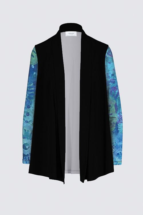 Picture of The Blues FRIDA CARDIGAN