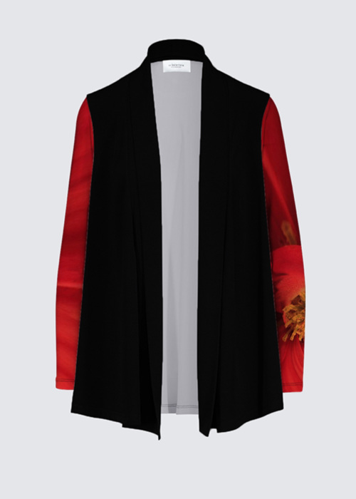 Picture of Red Passion Frida Cardigan