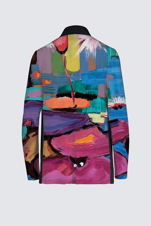 Picture of No-Water-is-Lon Frida Cardigan