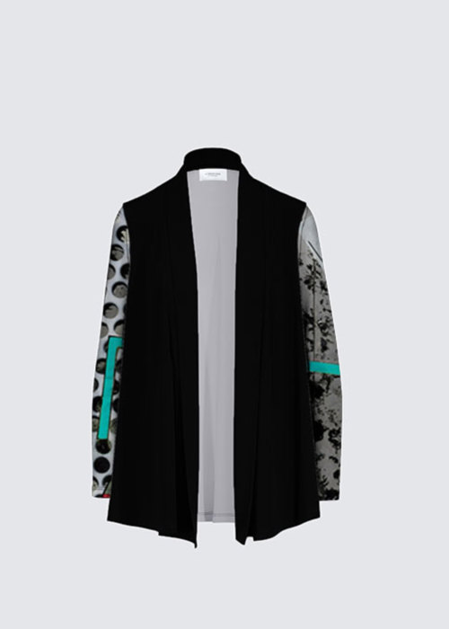 Picture of Crossing the Line Frida Cardigan