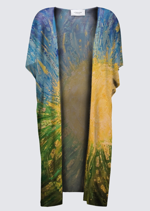 Picture of Blessing and Rest YK Kimono
