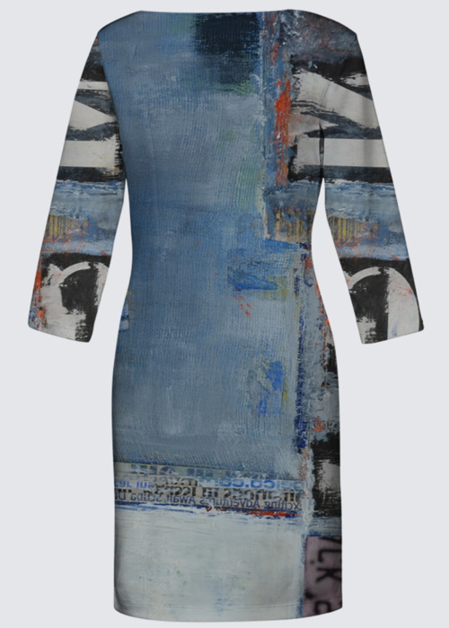 Picture of Traffic Jeanne Dress
