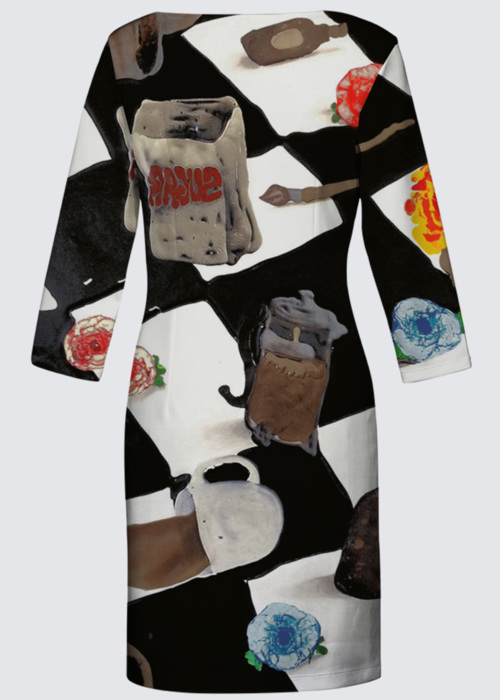 Picture of Morning coffee Jeanne Dress