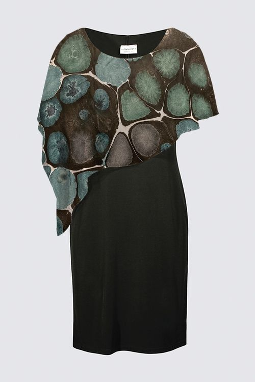 Picture of The Eye Case Joni Cape Dress