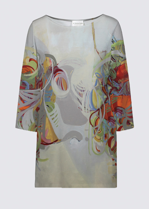 Picture of Behind the Shadow Patti Tunic