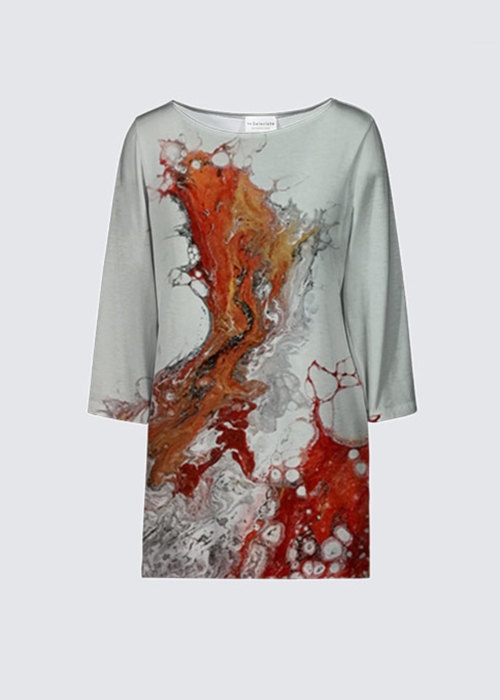 Picture of Corail rouge 3 Patti Tunic