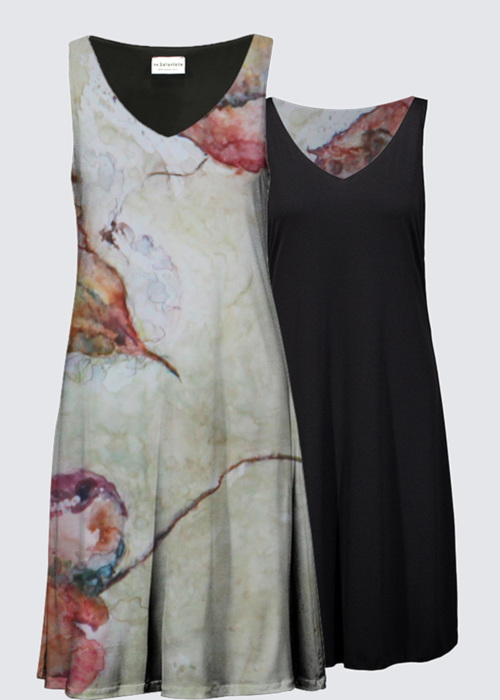 Picture of Autumn Triptych lll Kate Reversible Dress
