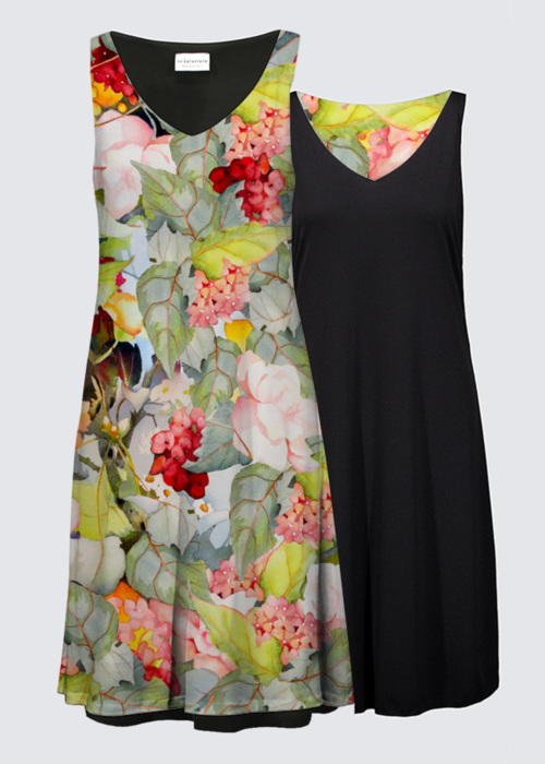 Picture of Norma Bradley Walker Kate Reversible Dress
