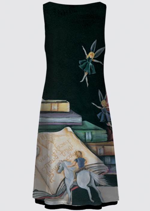 Picture of Her Story Reversible Dress