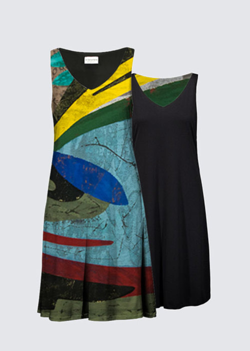 Picture of Eye of the Storm II Kate Dress