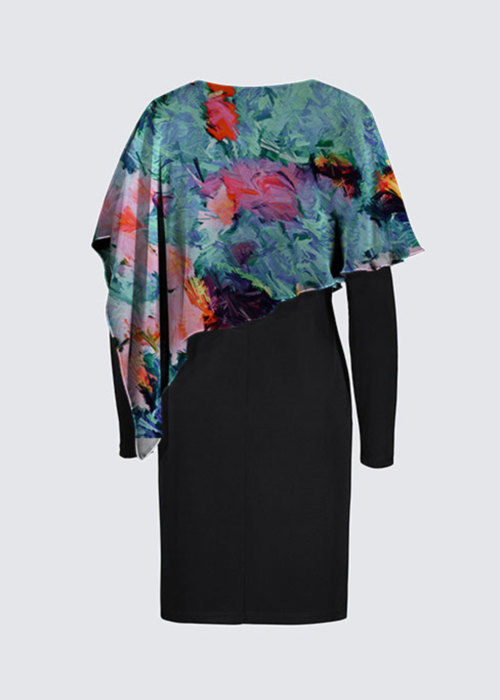 Picture of Fleur du printemps Joni with Sleeves