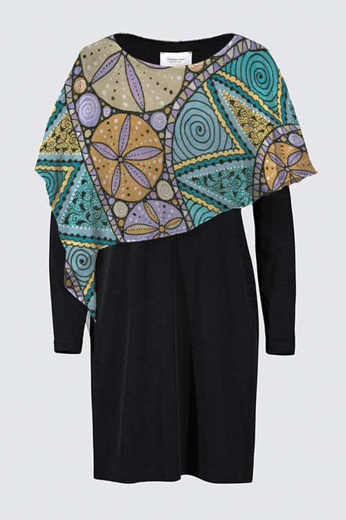 Picture of Sea Urchin JONI WITH SLEEVES
