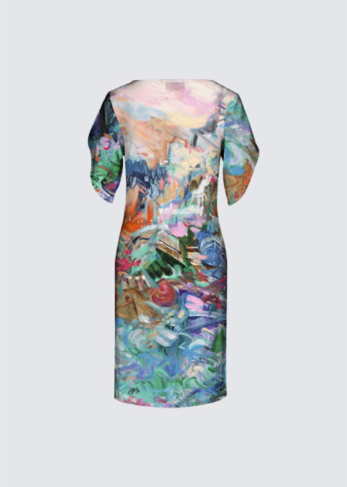 Picture of Nature Rejoices Michelle Dress II