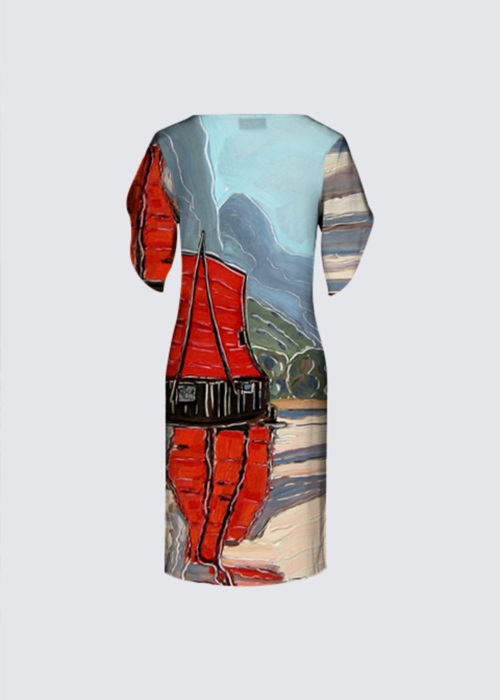 Picture of The Red Sail Michelle Dress II