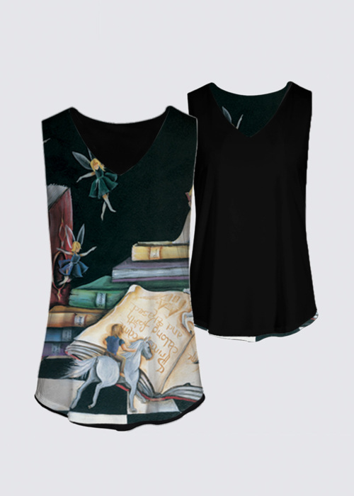 Picture of Her Story Brigitte Tank Top