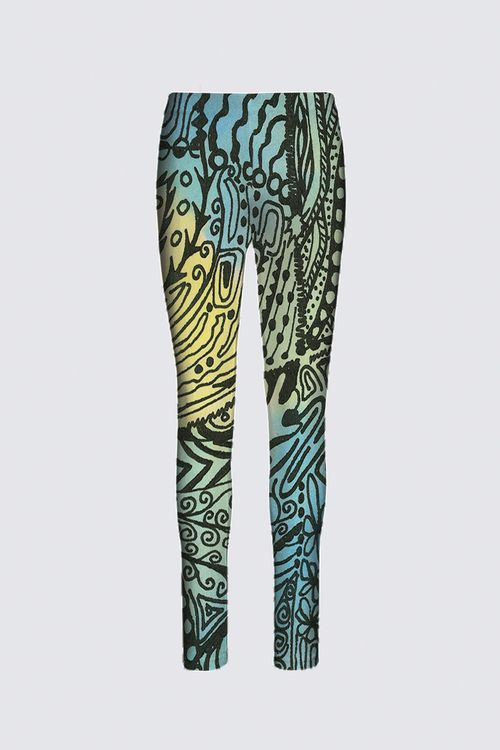 Picture of Orion JACKIE LEGGING IN SCUBA KNIT