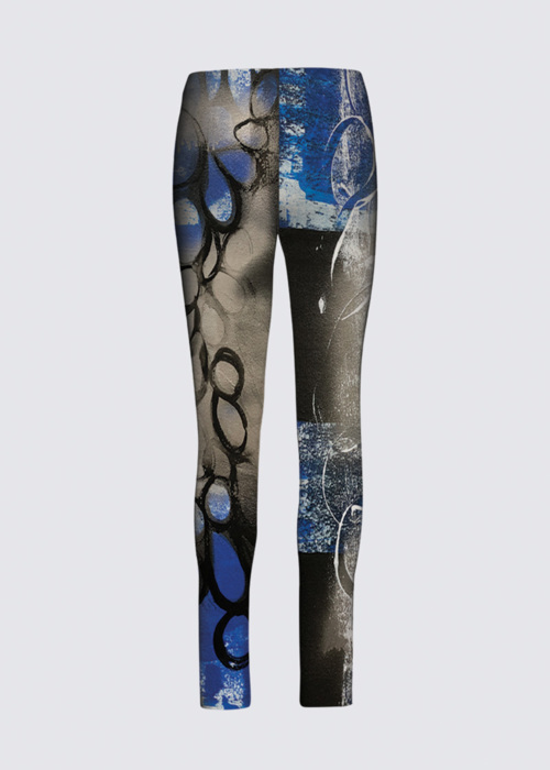 Picture of Urban Growth Jackie Leggings in Scuba Knit