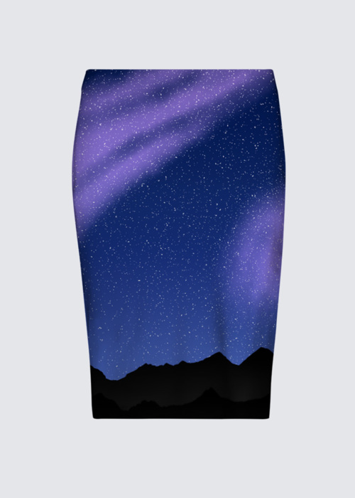 Picture of MidNight Flyer Aicha Skirt