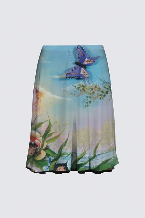 Picture of Butterfly Flies High Skirt