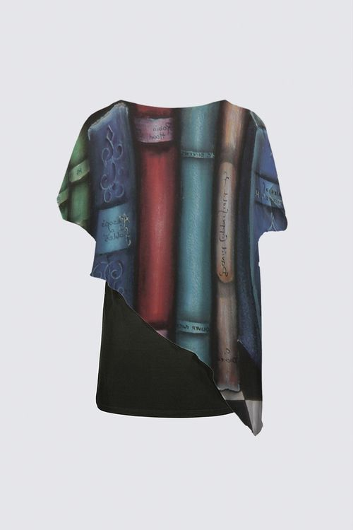 Picture of the Bookends Cape Tunic; Full