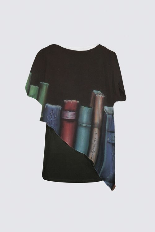 Picture of the Bookends Cape Tunic