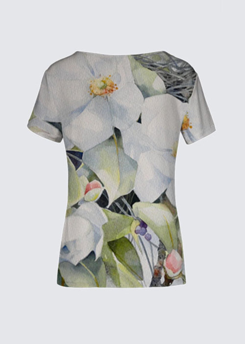 Picture of Norma Bradley-Walker K Smith Tee